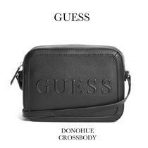 ☆GUESS☆新作♪ロゴが可愛い☆クロスボディバッグ☆DONOHUE☆