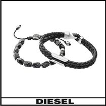 COOL★【.DIESEL】ロゴ入り/2点セット/ブレスレット