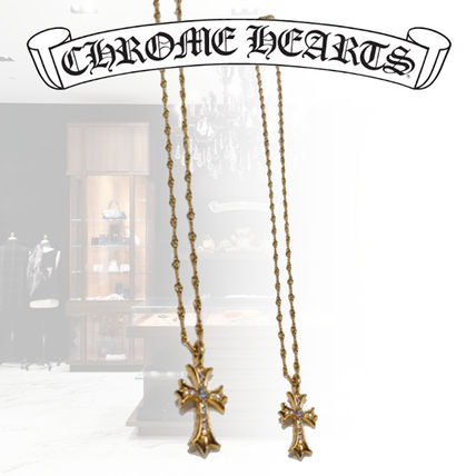【Chrome Hearts】Neckless Twist Chain/24 inches / 22KT Gold