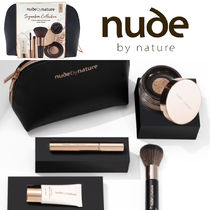 nude by nature(ヌードバイネイチャー) メイクアップその他 自然派 お肌癒しコスメ Nude by Nature お試しギフトセット