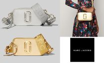 セール!★MARC JACOBS★ 最新作 人気のMetallic Camera bag