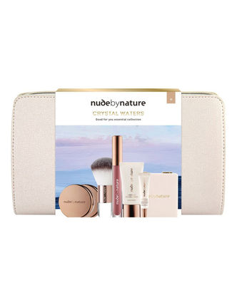 nude by nature メイクアップその他 自然派 お肌癒しコスメ Nude by Nature 豪華メイクギフトセット(2)