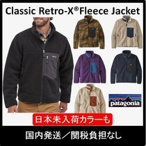 【Patagonia】Men's Classic Retro-X Jacket 23056