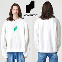 MOVENTIC(モベンティック) ★ BASIC LOGO SWEATSHIRTS