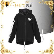 《海外発送》DSQUARED2 Hooded track jacket