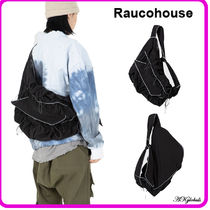 [RAUCOHOUSE] 3M STRING KNOT BAG