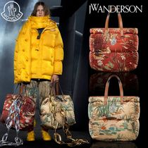 【JW ANDERSON × 1 MONCLER】OVERSIZED TOTE ビッグ トート