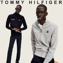 TOMMY HILFIGER Mercedes-Benz Zip-Thru Cardigan すぐ届く