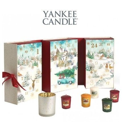 EMS込み★Yankee Candle★2020クリスマスアドベントカレンダー