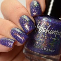 KBShimmer☆可愛いネイル(Coulda Had A Bad Witch Nail Polish)
