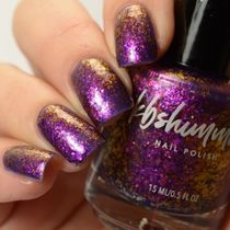 KBShimmer☆可愛いネイル(Eyes On The Pies Nail Polish)