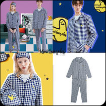 【MARK GONZALES】★韓国大人気★Angel Wappen Pajama Set-up