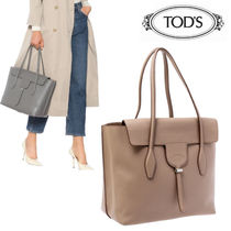 TOD'S(トッズ) トートバッグ TOD'S  / Joy Leather Tote  A4 OK 関税送料込