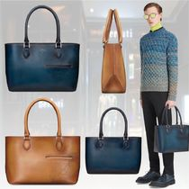 20 Winter★新作★Berluti★Always Small Leather Tote バッグ