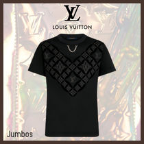 【LOUIS VUITTON】SINCE 1854 Vディテール Tシャツ
