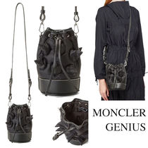1 MONCLER JW ANDERSON CRITTER PADDED BUCKET BAG