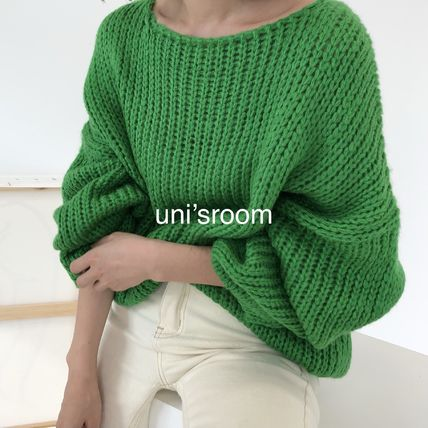 uni's room■3color ルーズシルエットビタミンニット NT-AW20-25