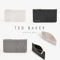 【TED BAKER】Allexxa leather card holder カードケース 3色