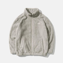 [ FCMM ] Club Boa Fleece Zip-Up Jacket (Gray)