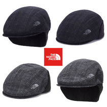 ★THE NORTH FACE★新作 チェック キャスケット M'S HUNTING CAP