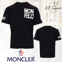 【VIP SALE!!】MONCLER GRENOBLE☆MAX ロゴ付き Tシャツ