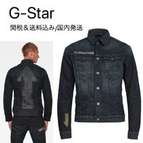 G-Star Arc 3D Slim Jacket ArrowPrint デニムジャケット 関税込