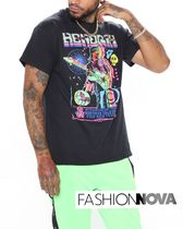 【Fashion Nova】HendrixロックTシャツ