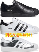 関税込み 国内発送【adidas×PRADA】Superstar  SUPERSTAR