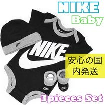 【NIKE】Baby ロンパース  3点セット☆