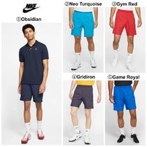 "【NIKE】☆テニス☆ NikeCourt Dri-FIT Men's 9"" Tennis Shorts"