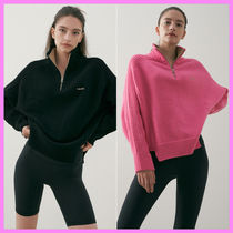 【INJI Active】INJIACTIVE HALF-ZIP SWEATER (limited edition)