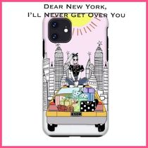 VERRIER HANDCRAFTED DEAR NEW YORK, I'LL NEVER GET OVER YOU