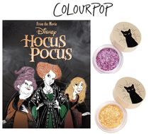 限定 COLOURPOP Hocus Pocus Glitterally グリタリーアイ