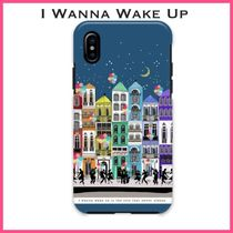 VERRIER HANDCRAFTED I WANNA WAKE UP IPHONE CASE