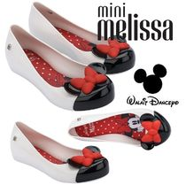 Melissa 追跡付/送料込 大人も履けるキッズ Mickey And Friends