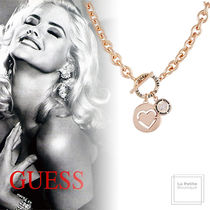 【GUESS】エレガント☆ハートチェーンネックレス〇限定セール