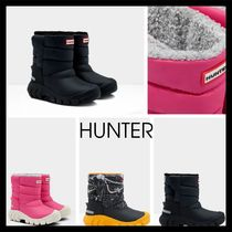 【HUNTER】Original Little Kids Insulated スノーブーツ 4色