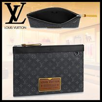 【LOUIS VUITTON】ポシェット・ディスカバリー GM バッグ ポーチ