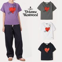 【VivienneWestwood】CULTURE HEART HISTORIC Tシャツ