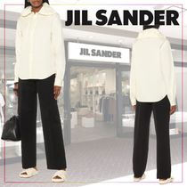 【JIL SANDER】Cotton shirt