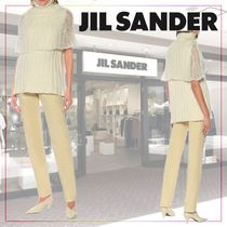 【JIL SANDER】Turtleneck wool-blend sweater