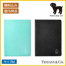 【Tiffany】2021 Leather Diary サイズM◆国内発送◆
