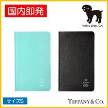 【Tiffany】2021 Leather Pocket Diary サイズS◆国内発送◆