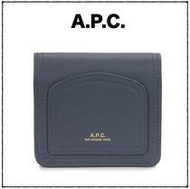 【A.P.C.】 関税込み  コンパクト Louisette ウォレット