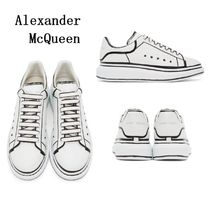 ★ALEXANDER MCQUEEN★Outline Oversized スニーカー 送料関税込