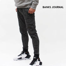 【最短翌日着】BANKS JOURNAL PRIMARY NEPS PANT ズボン PT0097