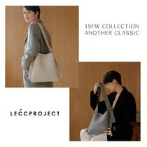 【LECCPROJECT】19fw ARC SMALL BUCKET Wool Felt 2色
