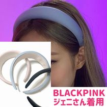 NIEEH☆韓国☆BLACK PINK ジェニ着用☆Marshmellow Hairband 3色