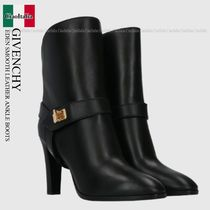 GIVENCHY  EDEN SMOOTH LEATHER ANKLE BOOTS