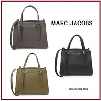 MARC JACOBS☆Empire City Top Handle Leather Satchel☆